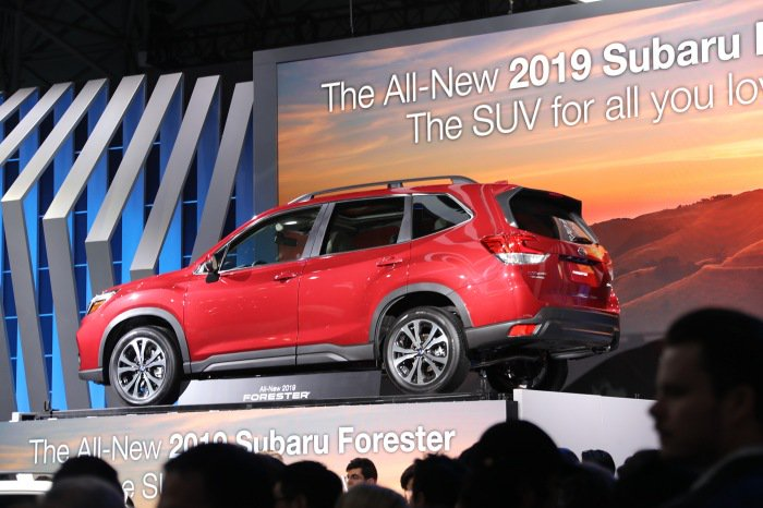 2019 Subaru Forester Live - image 6