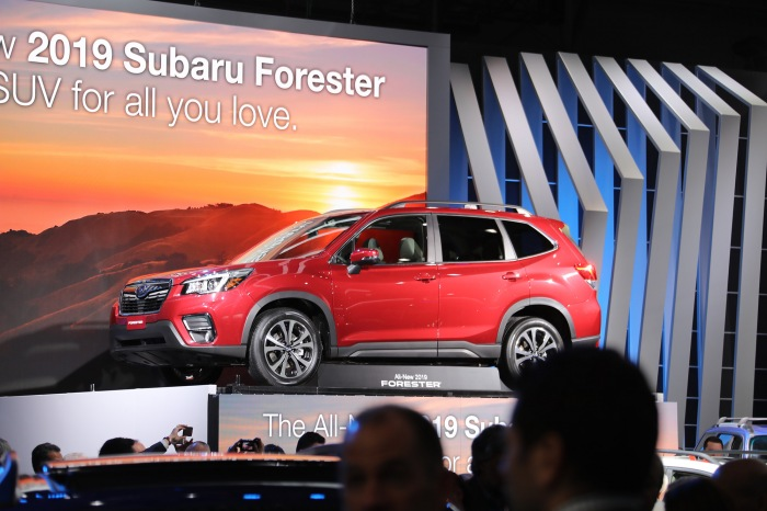 2019 Subaru Forester Live - image 7