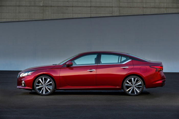 2019 Nissan Altima Official - image 10