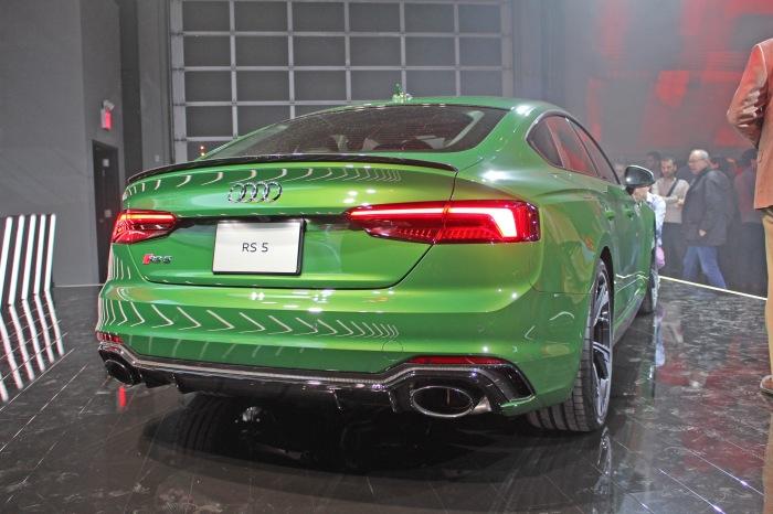 2019 Audi RS 5 Sportback - image 2