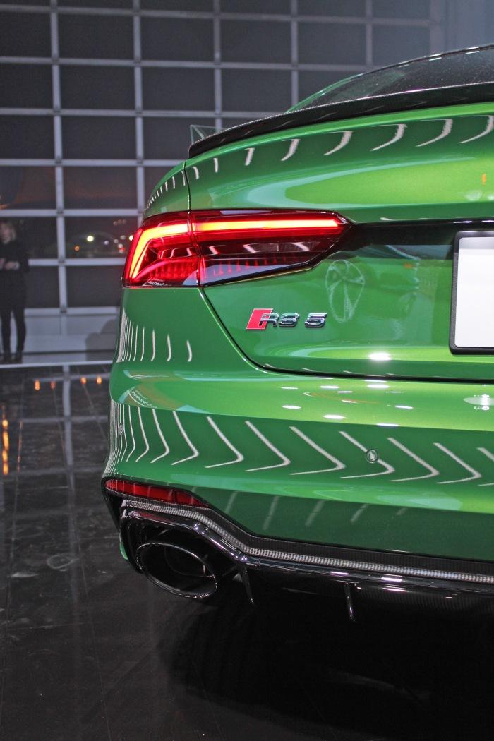 2019 Audi RS 5 Sportback - image 3