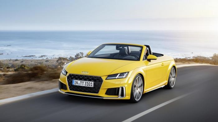 Audi TT 2019 - image 12