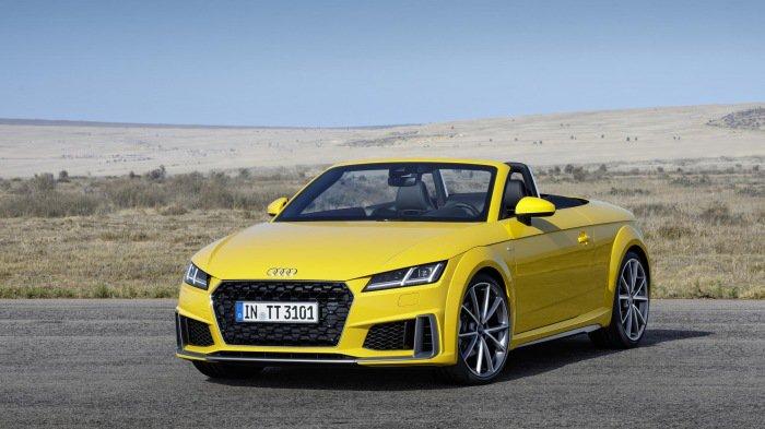 Audi TT 2019 - image 20