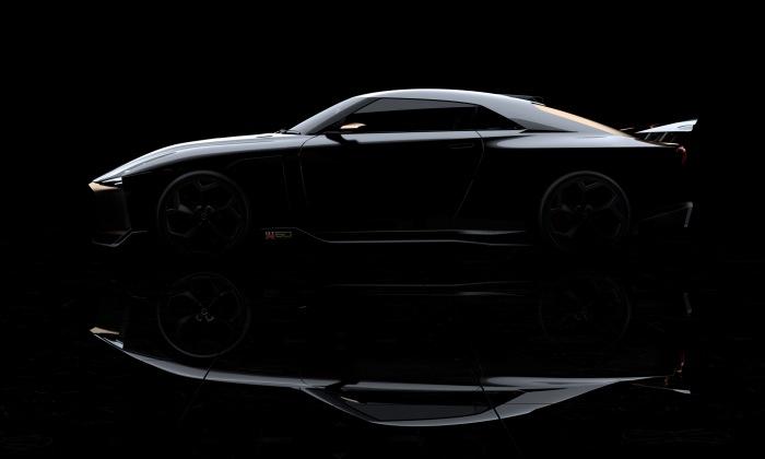 Nissan GT-R50 Italdesign concept - image 4