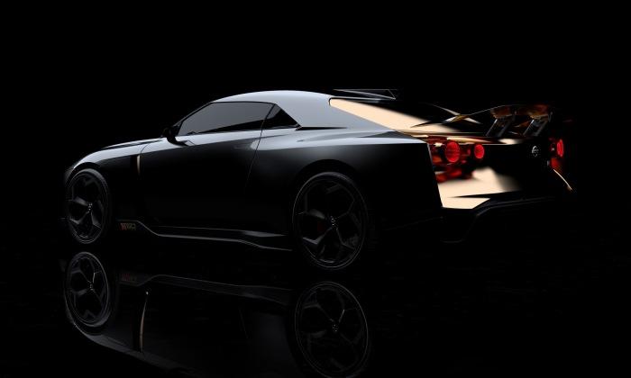 Nissan GT-R50 Italdesign concept - image 8