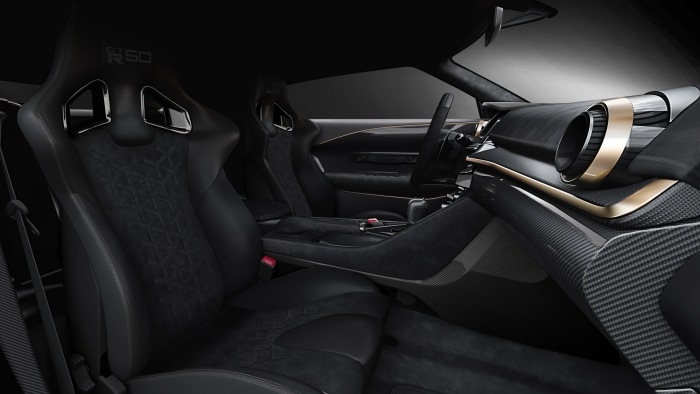 Nissan GT-R50 Italdesign concept - image 12