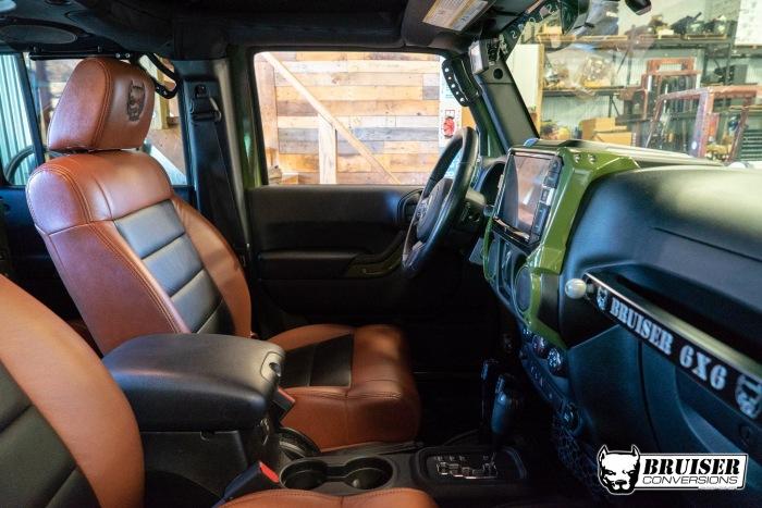 Bruiser Jeep Wrangler 6x6 - image 8