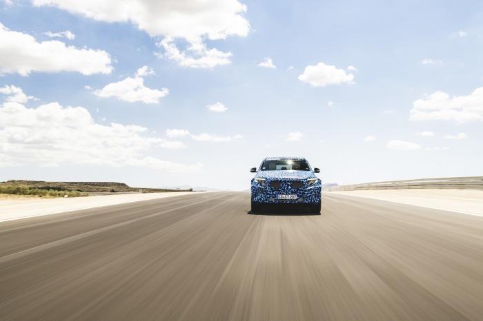Mercedes EQC summer testing - image 14
