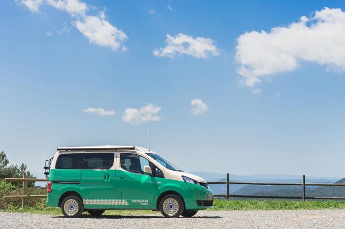 Nissan NV Camper - image 3