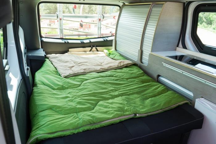 Nissan NV Camper - image 8