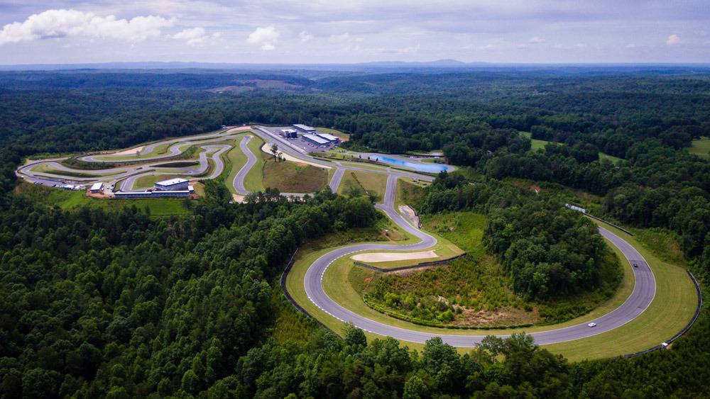 Atlanta Motorsports Park in Dawsonville, Georgia.