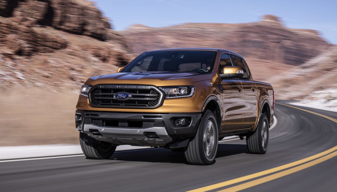 01-ford-ranger-2019-angle--dynamic--exterior--front--mountains--