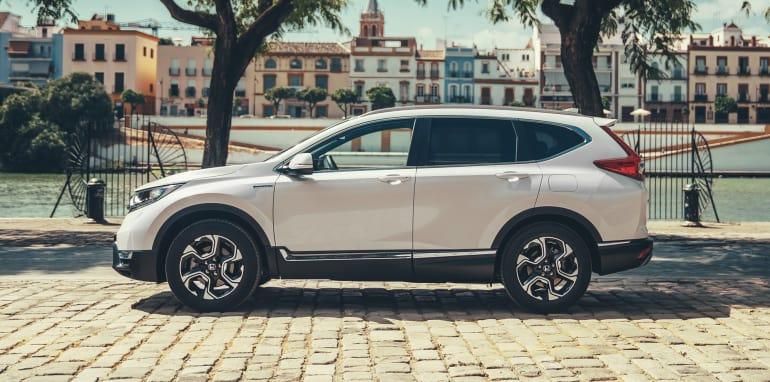 Honda Crv Incentives >> 2019 Honda Crv Revealed For Europe Revrebel