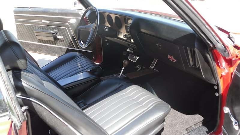 1970 Pontiac GTO Judge - image 802243