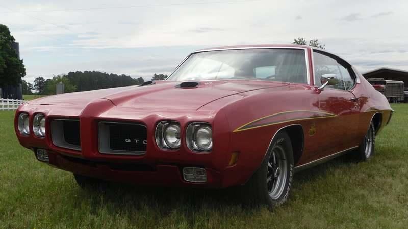 1970 Pontiac GTO Judge - image 802255