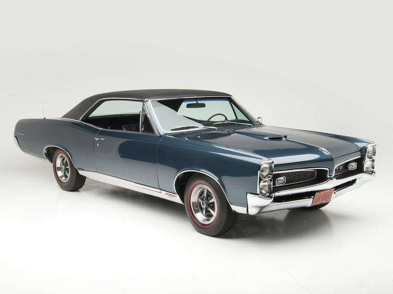 1964 - 2003 Pontiac GTO History - image 726457