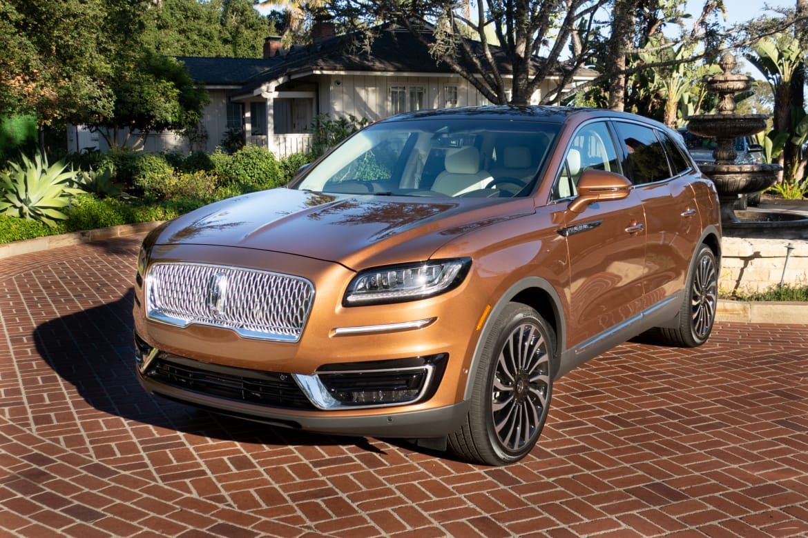 2019 Lincoln Nautilus First Drive Price Meets Expectations Rr