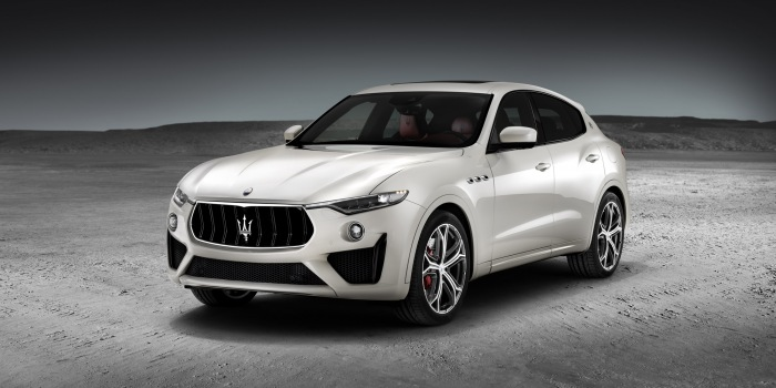 2019 Maserati Levante GTS arrives with V8 power