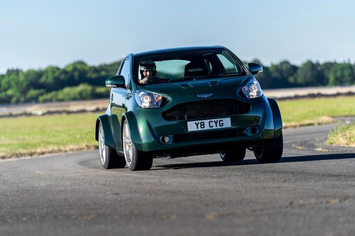 Aston Martin V8 Cygnet - image 1