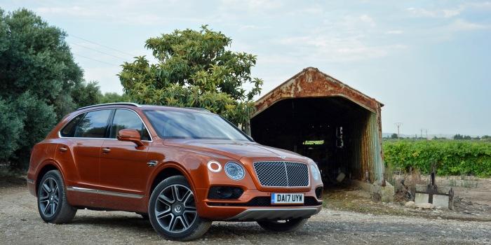 Bentley confirms Bentayga Speed, report says