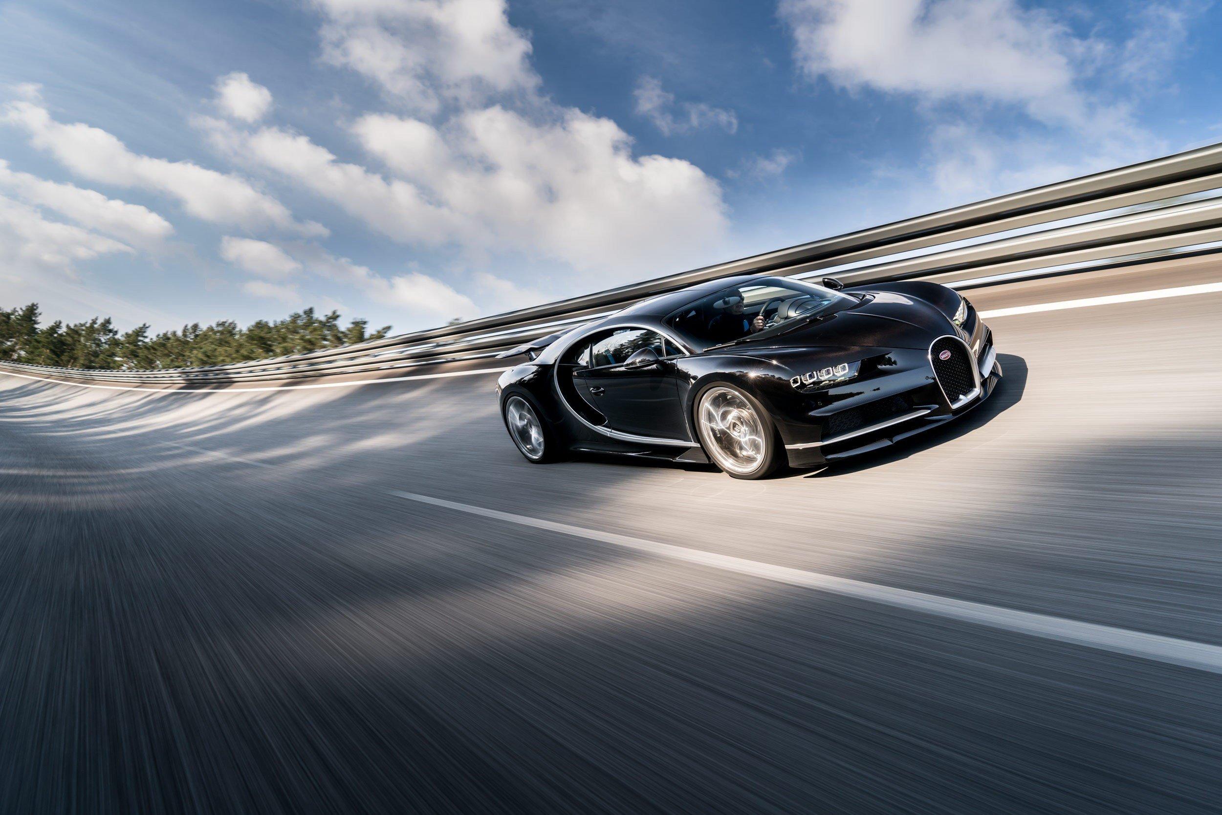 Bugatti Chiron 2.3 Seconds