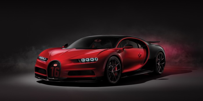 Bugatti readying Chiron Divo with more downforce, new gearbox?
