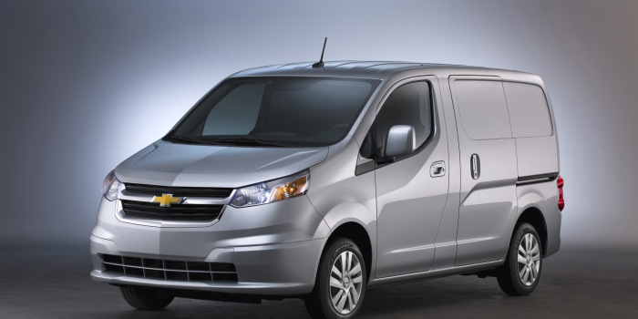 Chevrolet City Express gets the ax