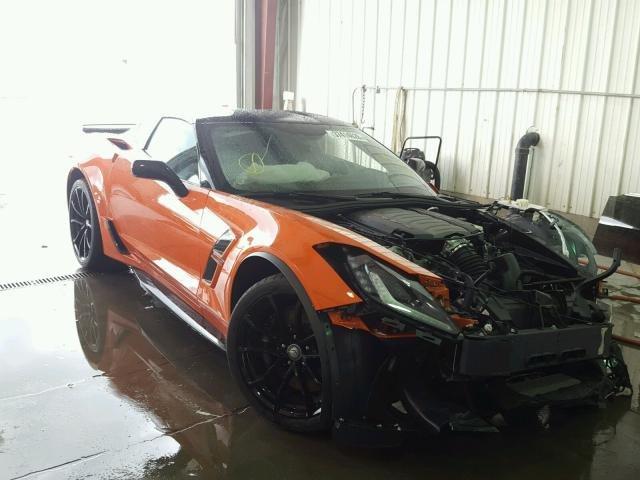 Corvette Crash - image 1