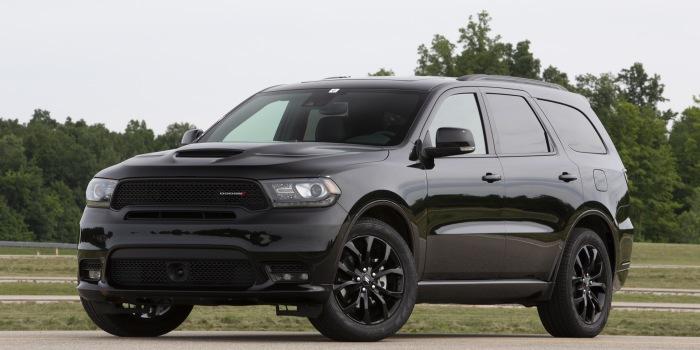 Dodge announces revised 2019 Durango range