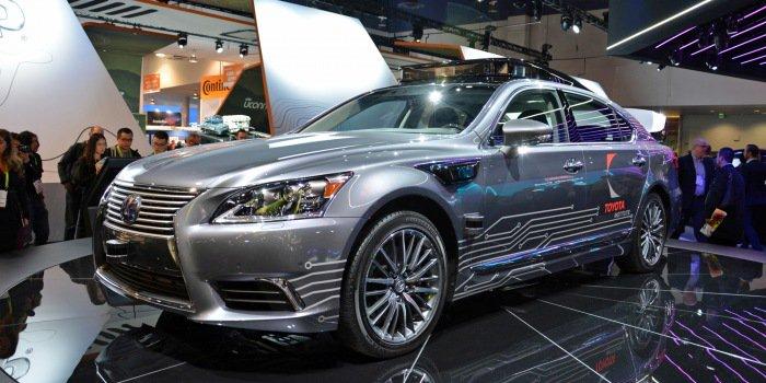 Lexus boss: EV push coming
