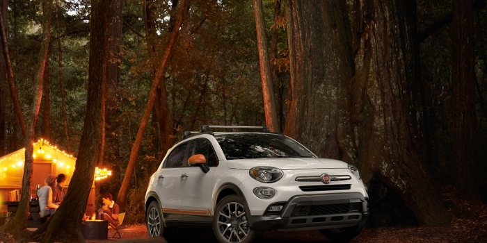 Fiat introduces 2018 500X 'Adventurer Edition' package