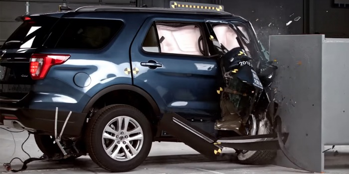 Ford Explorer, Jeep Grand Cherokee worst in latest crash tests