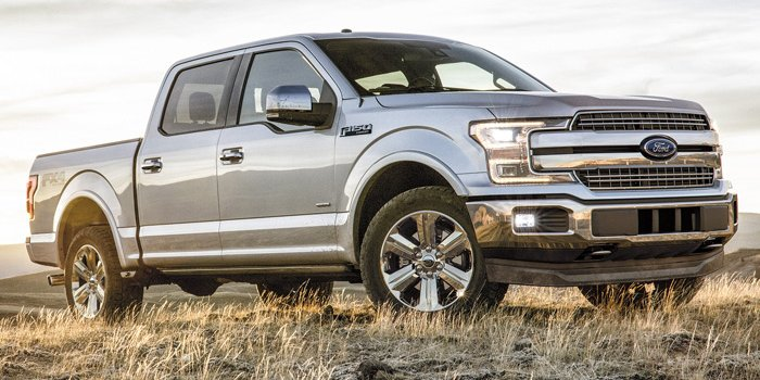 Ford recalls F-150, Expedition over botched fuel pump welds