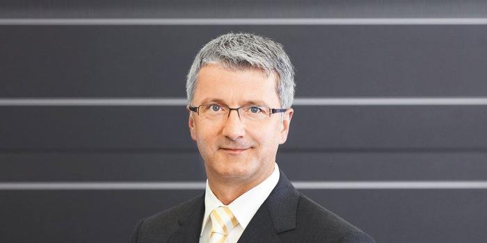 German police arrest Audi CEO Rupert Stadler