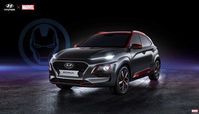 Hyundai Kona Iron Man Edition - image 1