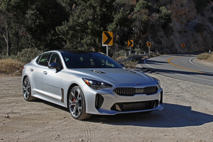 2018 Kia Stinger GT First Drive - image 1