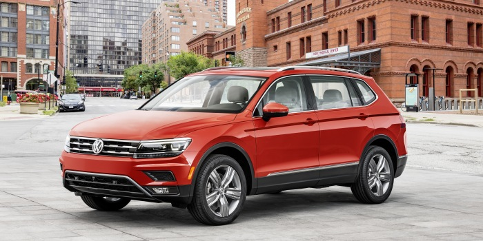 NHTSA rejects VW's excuse for Tiguan seatbelt failures