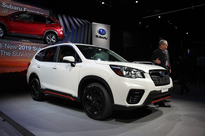 2019 Subaru Forester Live - image 1
