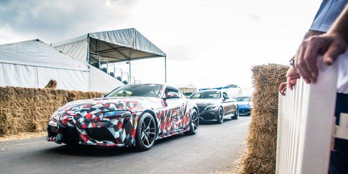 New Toyota Supra details emerge