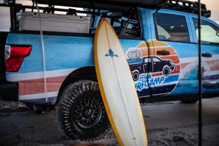 Nissan Titan Surfcamp - image 1
