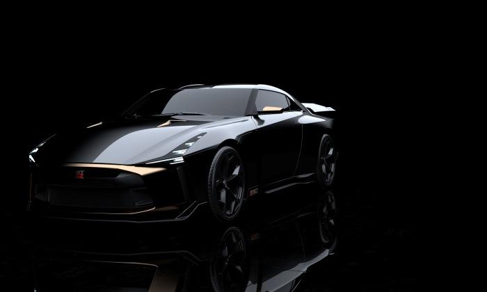 Nissan GT-R50 Italdesign concept - image 1