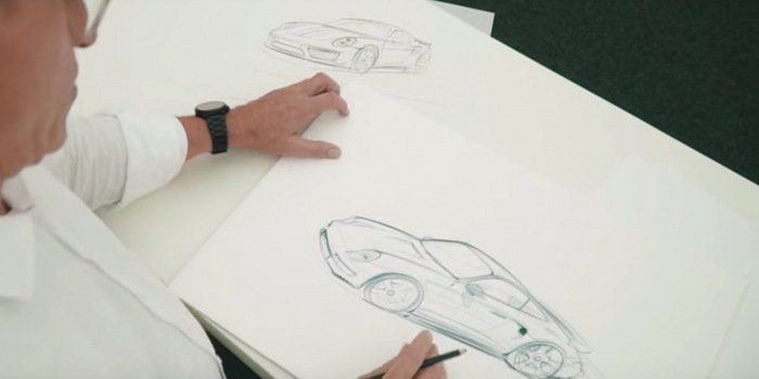 Porsche teases one-off Project Gold for 70th anniversary
