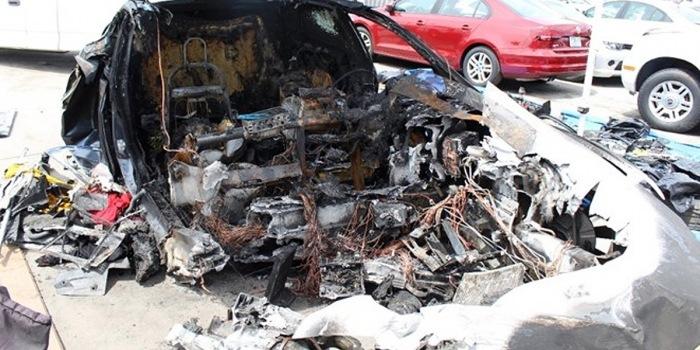 NTSB: Tesla Model S was going 116 mph before fatal crash