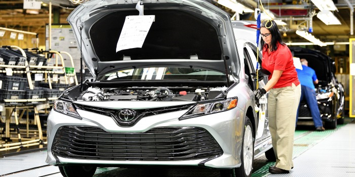 Toyota speaks out against proposed auto tariffs