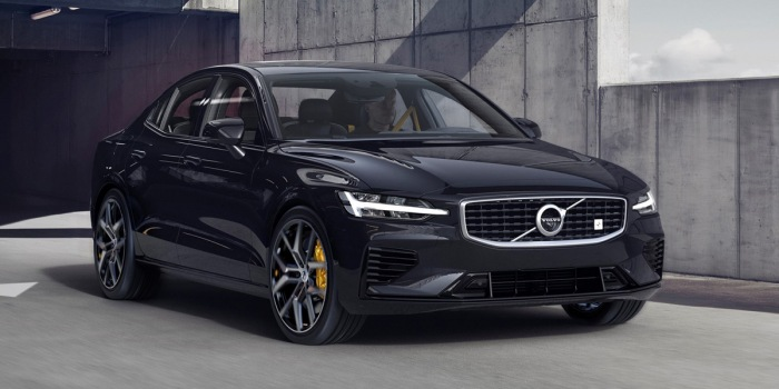 Volvo S60 Polestar Engineered limited to 20 units in US