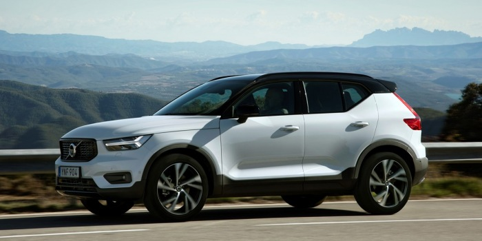 Volvo confirms XC40 will be its first all-electric model