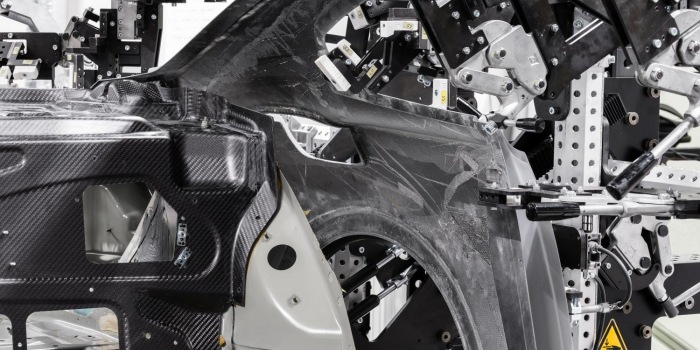 Volvo details Polestar 1 carbon-fiber construction